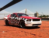 Model Car Wrap