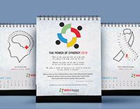Medica Calendar 2018 Concept & Design