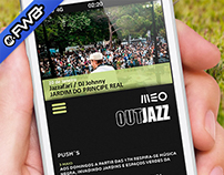 MEO Outjazz App