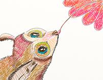 Tuki Mate, el lemur ratón