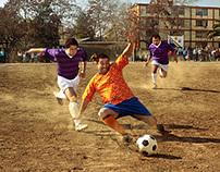 IND/Chilestadio/ Que el futbol Amateur sea de Primera