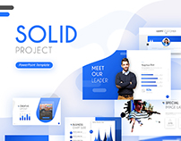 Solid Project PowerPoint Template