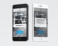 IOS Mobile App por Diogo Salgueiro