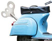 Spazio Italia - Stile italiano in un click - print ADV