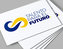 Diseño y branding 'Talento para el Futuro'