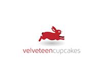 Velveteen Cupcakes Logo