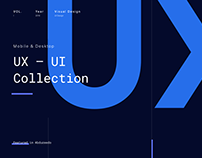 – UX UI / Collection / Vol. I