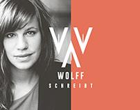WOLFF SCHREIBT – Branding