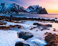 Lofoten. Norway
