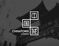 Chinatown London Branding