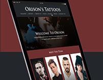 Orison's Tattoos