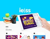 IESS . Social Media