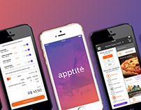 Apptite - marketplace for artesanal food