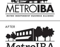 MetroIBA: Logo Redesign