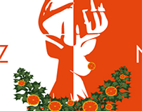 Illustration for Facebook Christmas Banner