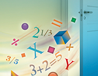 Mathematics Series Book Cover Designs