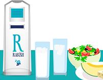 Rakish | Logo
