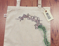 Paula's Journey Tote Bag