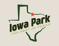 Iowa Park Texas Logo