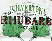 Silverton International Rhubarb Festival