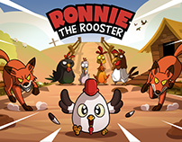 RONNIE THE ROOSTER (VIDEO GAME)