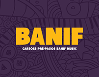 Banif Love Music Cards | Web campaign
