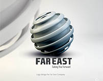 Logo Design For  Far East computer trading