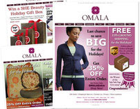 Omala : email marketing