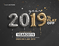 New Year 2019 Deals