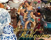 Loucos por relíquias - FOLHA CARIOCA n° 106