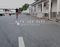 NICH 100 PLUS : weekend training