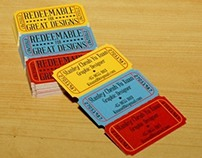 Coupon Name Card