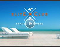 Elite Club Travel Network Explainer Video