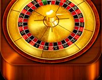 Ruleta Casino Icono