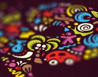 Plexus Puzzles - Corporative Identity