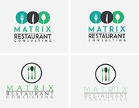 Restaurant consultant agency LOGO