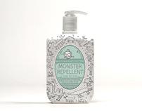Monster Repellent Kids Soap