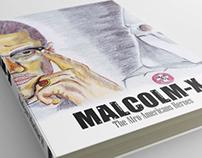 Cover Design Malcolm X