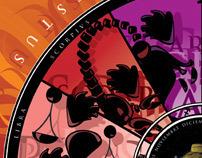 Zodiaco Poster Acuario Eventos 2010