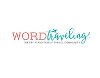 Word Traveling Logo