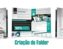 IRWINS - Criacao de Folder e WebSite