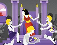 TV5MONDE - Greek mythology - Ulysses & Penelope