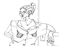 Phoebe Bridgers - Character Study