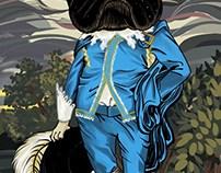 Blueboy Pug