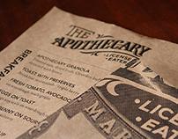 Apothecary Café