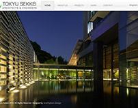 Architecture Portfolio Website