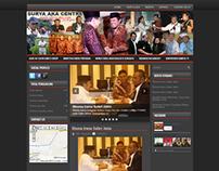 Website Portal Berita Personal