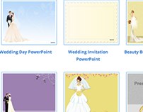 Best Wedding PowerPoint Backgrounds and PPT Templates