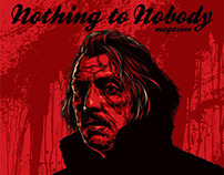 Nothing to Nobody Magazine #4