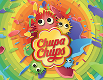 Chupa Chups Illustrations ( 18 May 2013 )